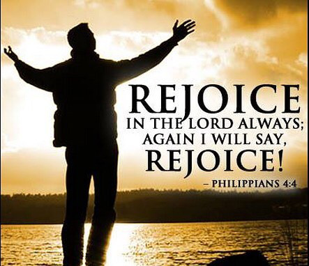 REJOICE IN THE LORD GOD ALMIGHTY – By Ron McGatlin
