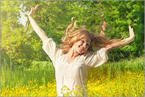 Releasing Radiant Exuberant Joy in the Power of Praise