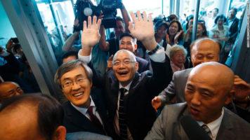 Released pastor describes prison experience in North Korea