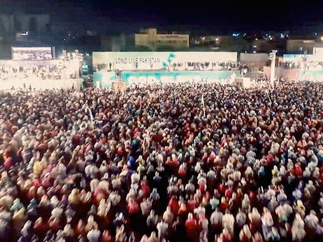 Why a Million Muslims Filled the Streets to Hear About Jesus, Right in the Heart of Islam
