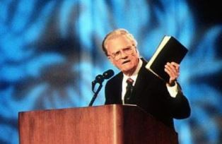 """The Billy Graham Evangelistic Association partners with SiriusXM to launch """"The Billy Graham Channel"""""""