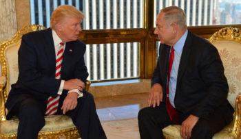 Trump officials finalizing Israeli peace plan