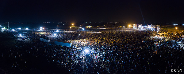 One Month After the Great Crusade in Lagos