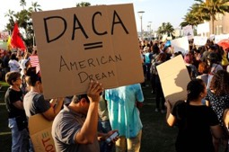 President Trump Offers Citizenship Path for Dreamers, with a Few Conditions