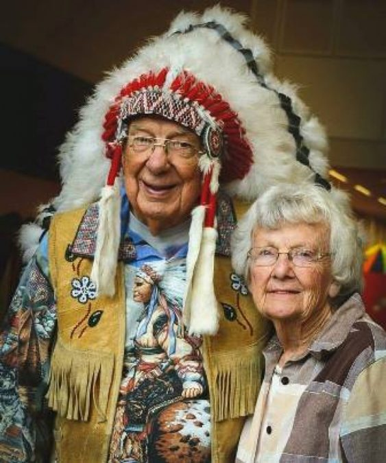 "The Passing of Ray ""Black Buffalo"" Wilson, a Native American of the Cowlitz Tribe"
