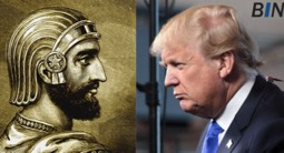 Israel's New Temple Coin to Feature Cyrus and Trump
