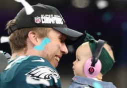'All Glory to God' Say Philadelphia Eagles in Super Bowl Win
