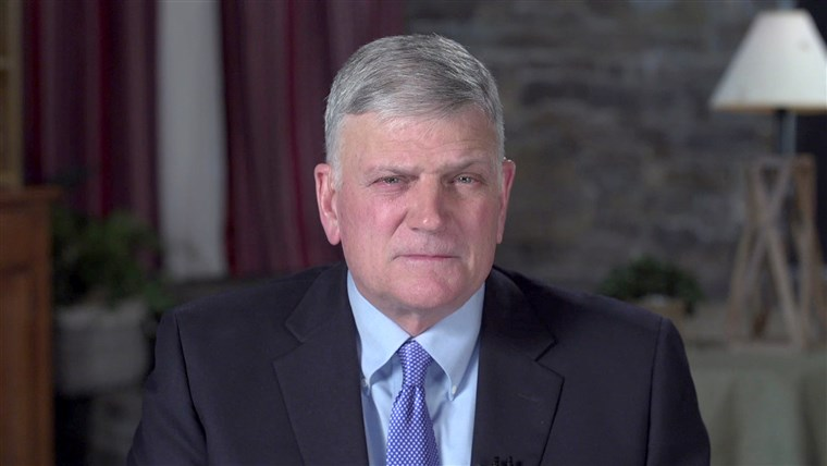 """Franklin Graham Speaks Out on Clergy Who Bless Abortion Clinics: """"Such Evil"""""""