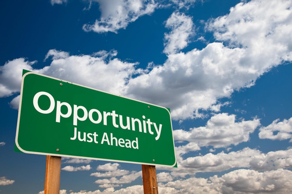 TODAY IS YOUR OPPORTUNITY – By Ron McGatlin