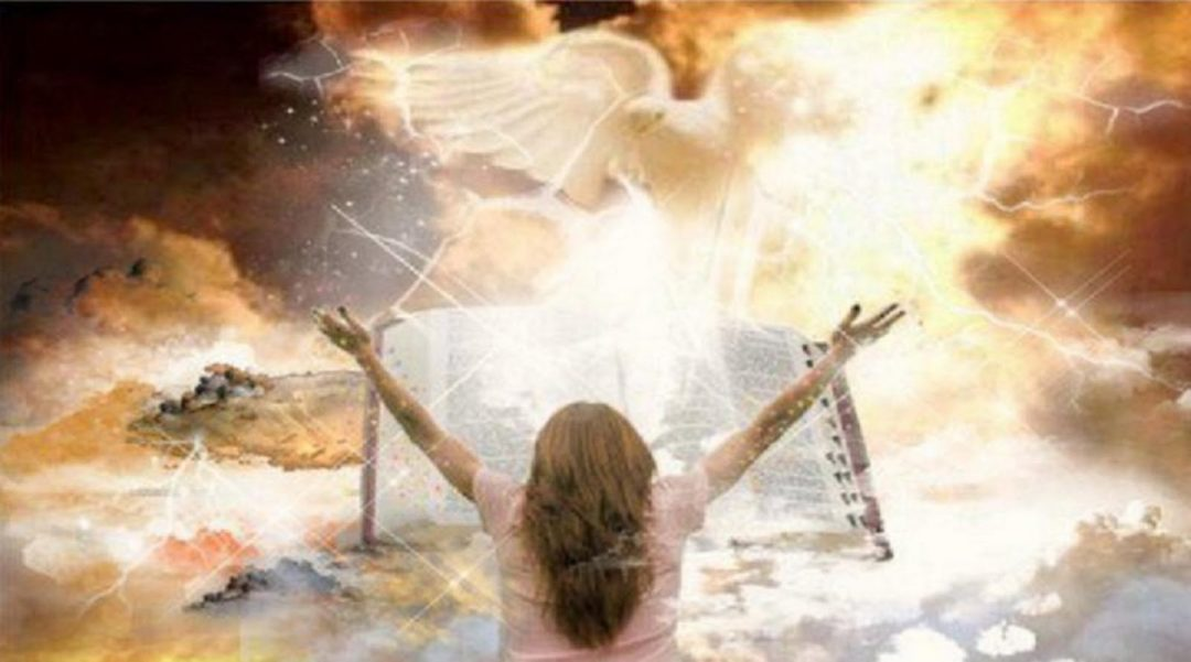 THE GREAT CLEANSING OUTPOURING OF LOVE – A Prophetic Epistle by Rosaleen Hager