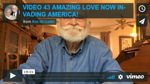 VIDEO 43 AMAZING LOVE NOW INVADING AMERICA!!!!
