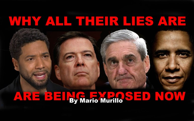 WHY THE LIES ARE BEING EXPOSED – Mario Murillo