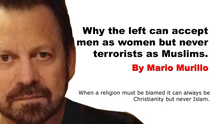 WHY THE LEFT… – Mario Murillo