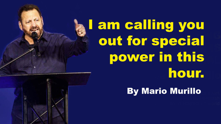 I am calling you out – Mario Murillo