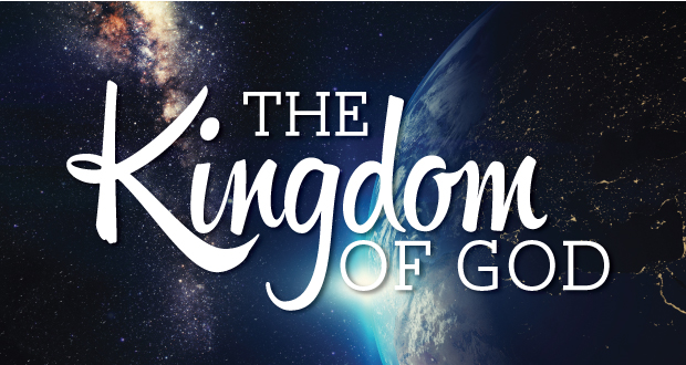 """The Only Thing That's Going To Fulfill You Now Is The Kingdom!"" By Lonnie Mackley"