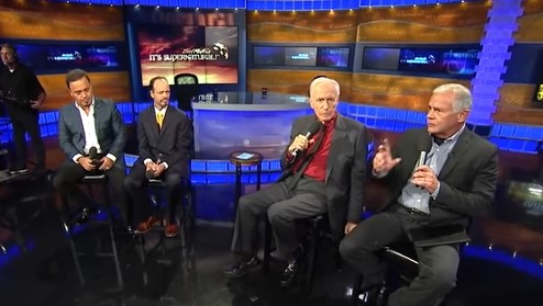 SID ROTH LIVE: PROPHETIC GLORY OUTPOURING – ANGELIC ENCOUNTERS