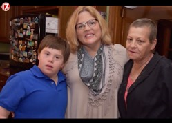 'We Never Thought Twice': Teacher Adopts Student with Down Syndrome after Mom Dies