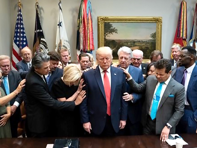 Evangelical Leaders Call out Christianity Today President over Trump Editorial