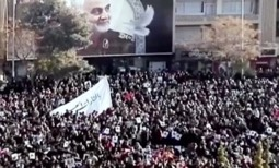 Iranian Protesters Risking Their Lives for Freedom; Pray!