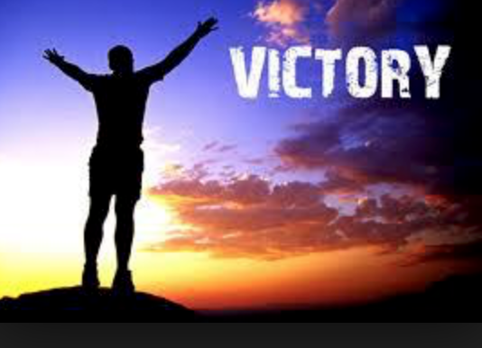 VICTORY IN THIS LIFE IS IN GOD'S LOVE – Ron McGatlin