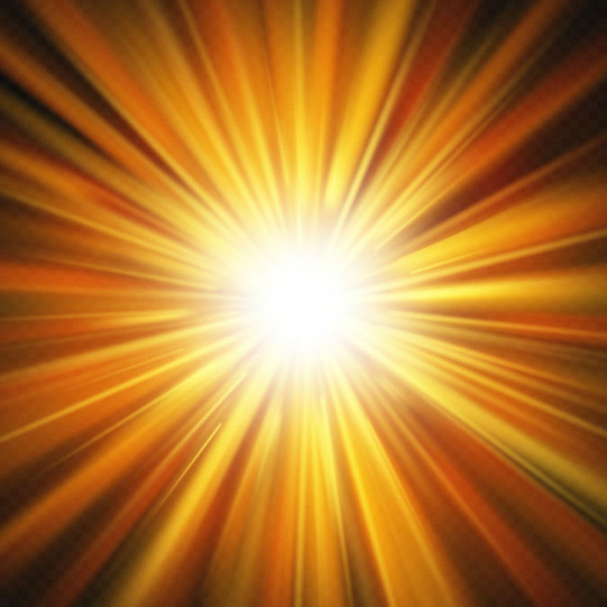 EXPLOSION OF LIGHT AND LOVE – By Ron McGatlin