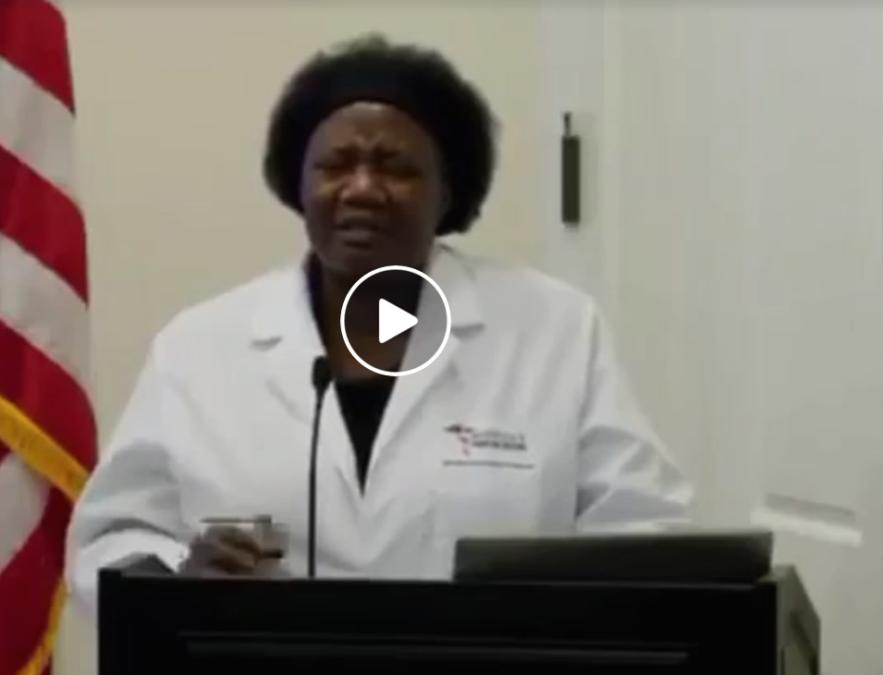 American Frontline Doctor – Maija Gospel