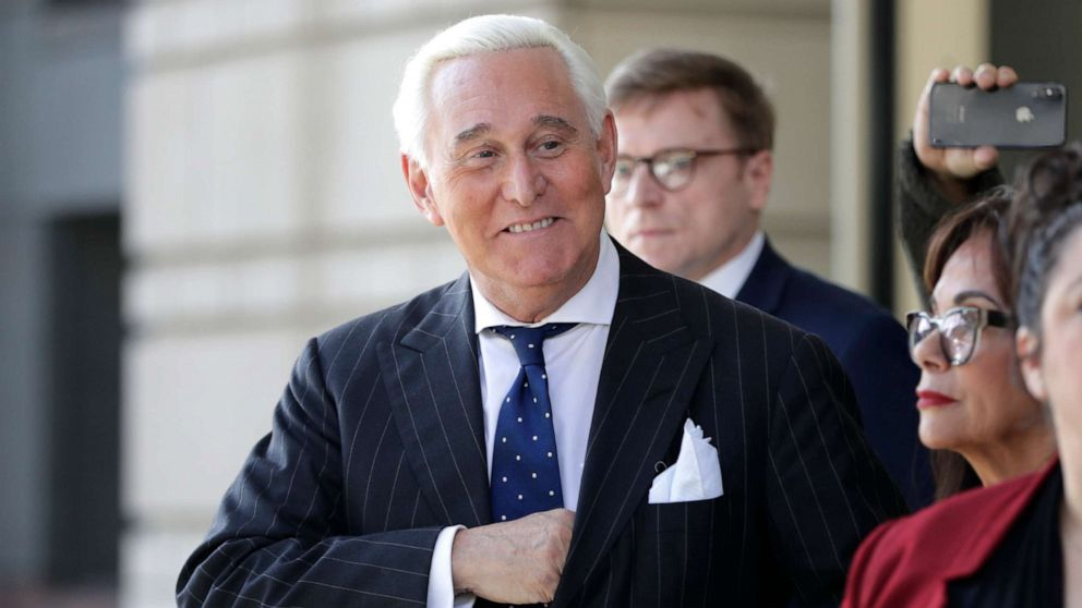 """Roger Stone """"God Has a Mission for Me"""""""
