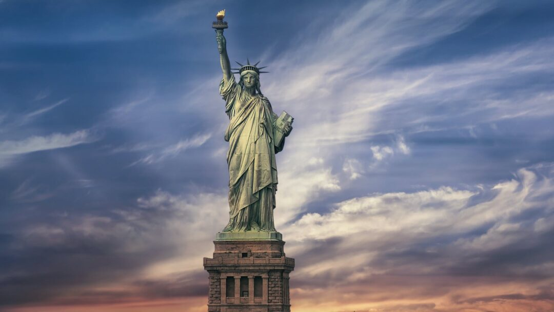 """A LADY OF LIBERTY?"" By Sherry Edwards Mackey"