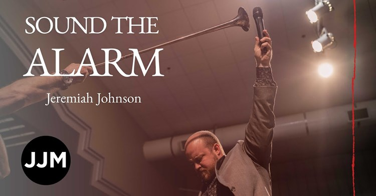SOUND THE ALARM Jeremiah Johnson – ARIZONA VIDEO
