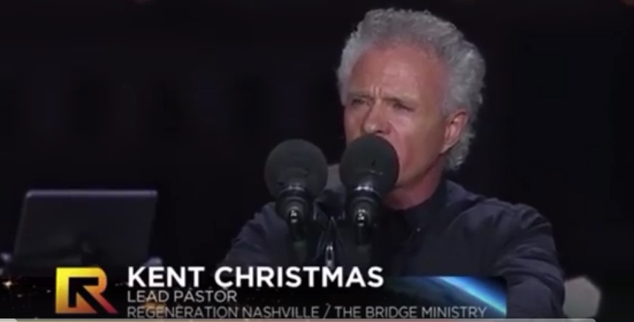 Powerful Prophecy at Return Prayer Gathering in DC by Pastor Kent Christmas
