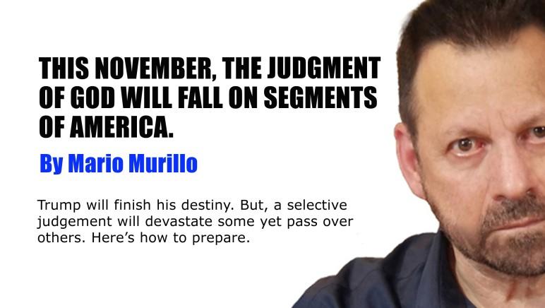 THIS NOVEMBER – Mario Murillo