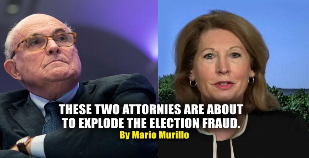 THEY ARE ABOUT TO EXPLODE THE ELECTIONFRAUD