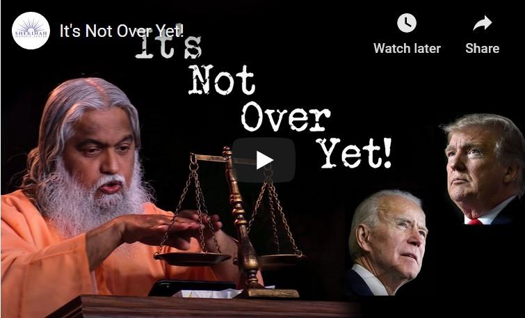 It's Not Over Yet! – Sundar Selvaraj, 6 minute Video