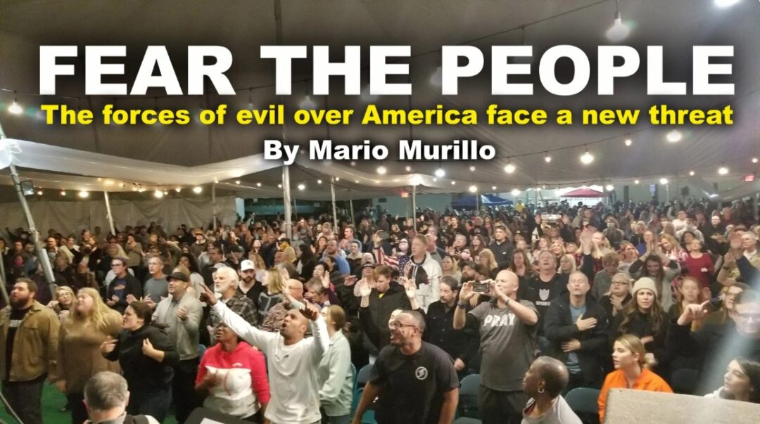 FEAR THE PEOPLE – Mario Murillo