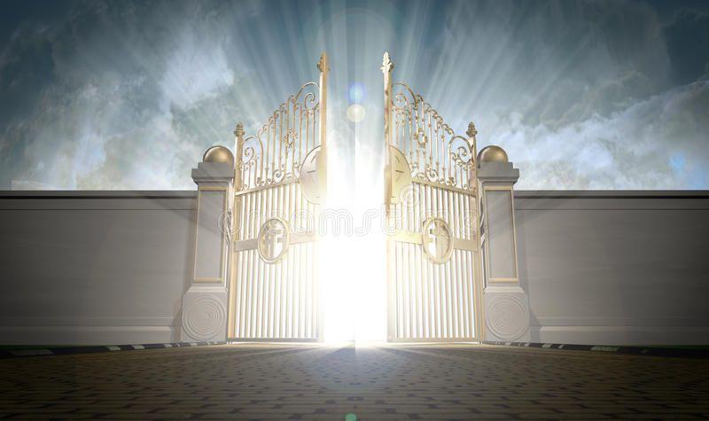 ENTERING THE HEAVENLY CITY ON EARTH – Ron McGatlin