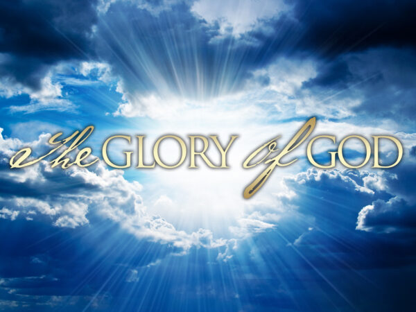 TIME FOR THE GLORY – By Ron McGatlin