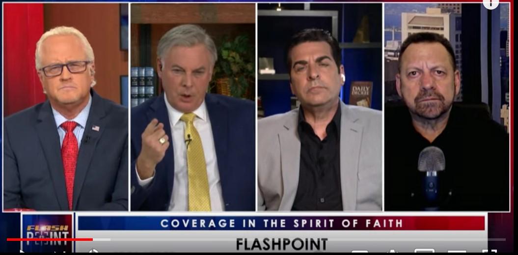 FlashPoint: New Prophetic UPDATE! with Lance Wallnau, Hank Kunneman, and Mario Murillo