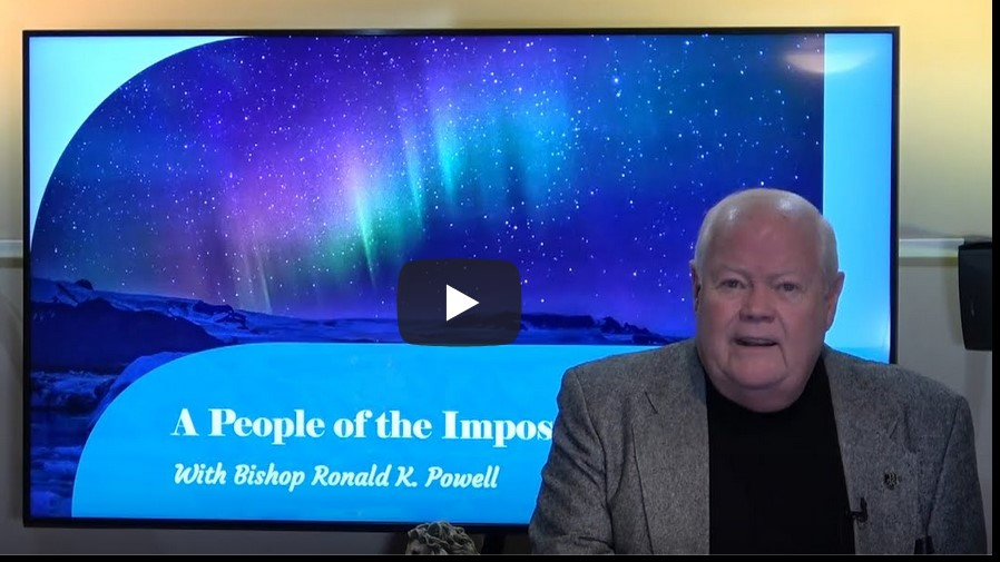 A PEOPLE OF THE IMPOSSIBLE – Ronald K Powell