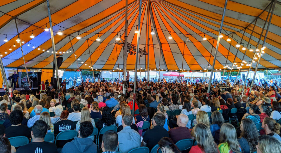 MODESTO: THE VENGEANCE OF OUR GOD – Mario Murillo TENT REVIVAL