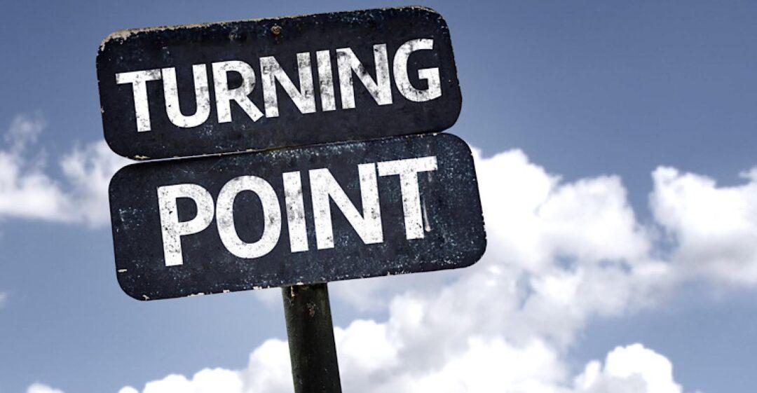 A TURNING POINT – David Kloefkorn