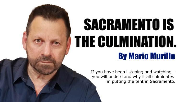SACRAMENTO: THE CULMINATION – Mario Murillo